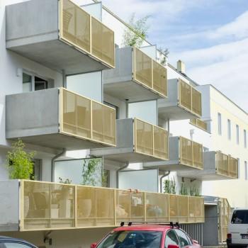 Balkone in vielfältigsten Ausführungen