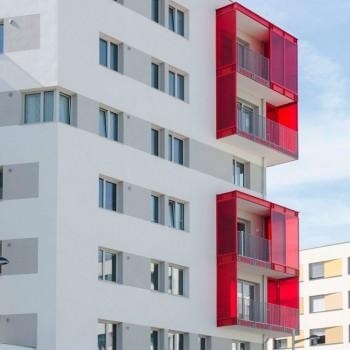Wohnbauprojekt Seestadt/Wien